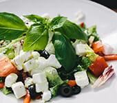 menu starter salad 5