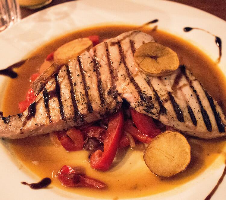 menu dinner steak 1