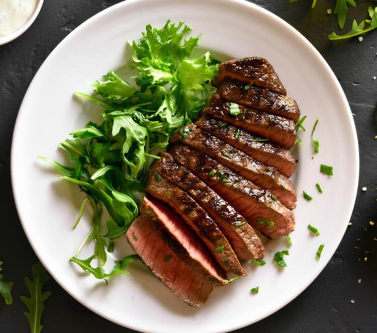 menu dinner steak 3
