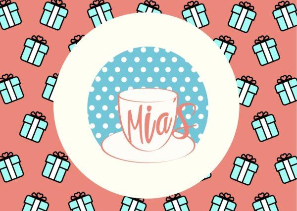 Mias Gift Card